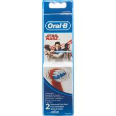 Oral-b stages power brush heads star wars 2 pcs