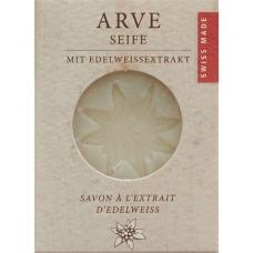 Aromalife arve soap with edelweiss extract carton 90 g