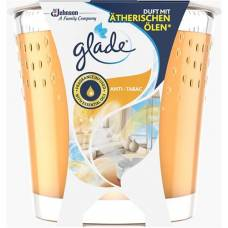 Glade scented candle anti-tabac glass 129 g