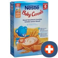 Nestlé baby cereals biscuits cereals 6 months 450g