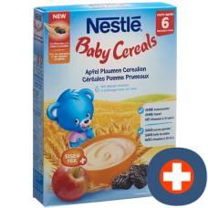 Nestlé baby cereals apple plum six months 250g