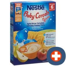 Nestlé baby cereals pajama cereals apple pear 6 months 250g