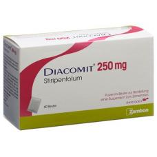 Diacomit plv 250 mg for oral suspension btl for producing 60 pieces