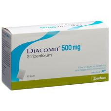 Diacomit plv 500 mg for oral suspension btl for producing 60 pieces