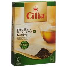 Cilia tea filter m 100 pcs