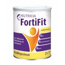 Fortifit plv vanilla 12 ds 280 g
