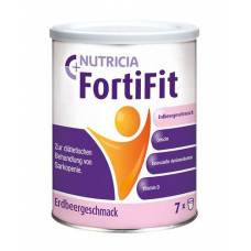 Fortifit plv strawberry 12 ds 280 g