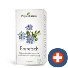 Phytopharma borage kaps 500 mg 190 pcs