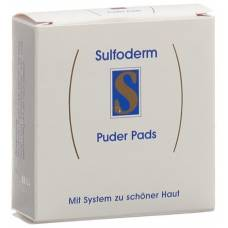 Sulfoderm s powder pads 3 pcs
