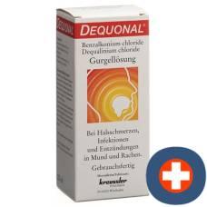 Dequonal gargle 200 ml