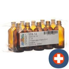 Anwander round lukas dropper bottle 50ml 10 pcs