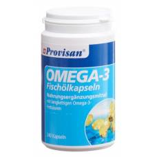 Provisan omega 3 fish oil kaps 240 pcs