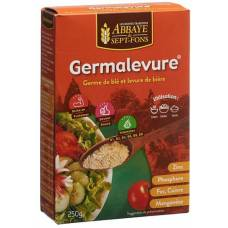 Germalevure brewer's yeast wheat germ plv 250 g