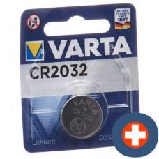 Varta batteries cr2032 3v lithium blist