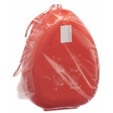 Ambu res cue bags mask with valve hardbox red