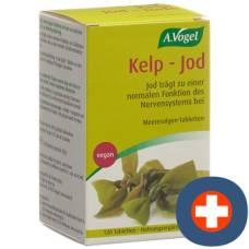 A. vogel kelp seaweed tbl 250 mg fl 120 pcs