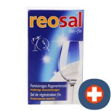 Reosal water enthärtersalz 1 kg