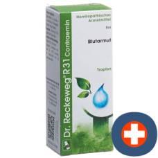 Reckeweg r31 contraemin drop fl 50 ml