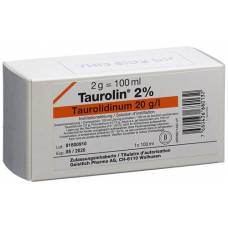 Taurolin instill lös 2% 100 ml