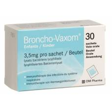 Broncho-vaxom gran child btl 30 pcs
