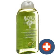 Le petit marseillais shampoo & apple olive leaf 250 ml