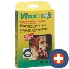 Vinx neem herbal dog collar 75cm green