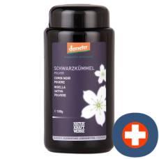 Nature power plants black seed powder demeter 100 g