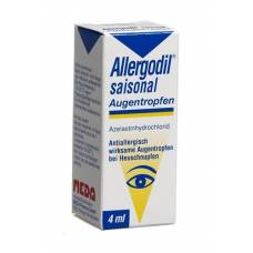 Allergodil seasonal gd opht fl 4 ml