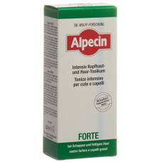 Alpecin forte intensive hair tonic fl 200 ml