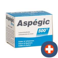 Aspegic plv 500 mg btl 20 pcs