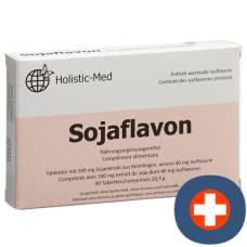 Holistic med sojaflavon tablets 90 pcs