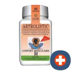 Holistica artrolistic cape 60 pcs