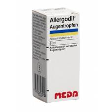Allergodil gd opht fl 6 ml