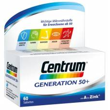 Centrum generation 50+ tabl 30 pcs