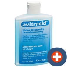 Avitracid liq colored lt 10