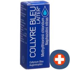 Collyre bleu laiter gd opht fl 10 ml