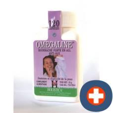 Holistica omegaline kaps ds 120 pcs
