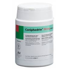 Caniphedrin tablets 50 mg animal treatment. 500 pcs