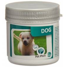 Pet dog phos tablets for dogs ds 100 pcs