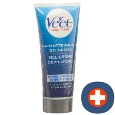 Veet for Men depilatory cream gel body Tb 200 ml