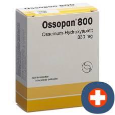 Ossopan filmtabl 830 mg 40 pcs