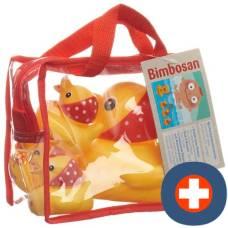 Bimbosan quitsch ducks suitcase
