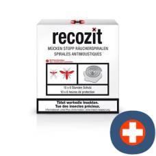 Recozit mosquitoes stop incense 5 x 2 pcs