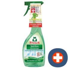 Frog glass cleaner alcohol vapo 500 ml