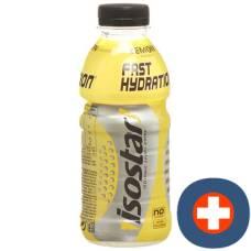 Isostar hydrate and perform liq citron pet 500 ml