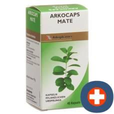 Arkocaps mate kaps plant 45 pcs