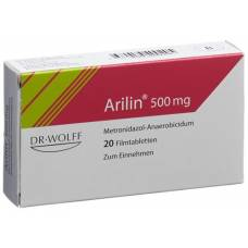 Arilin filmtabl 500 mg of 20 pcs