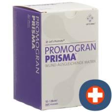 Promogran prism wound dressing balancing matrix 28cm2 10 pcs