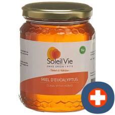 Soleil vie eucalyptus honey bio 500 g
