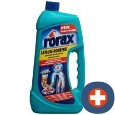 Rorax drain cleaner liq fl 1000 ml